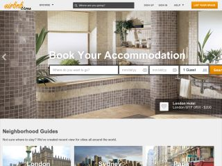 Airbnb Clone-Vacation Rental & Lodging Script