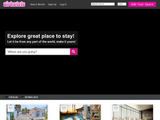 Airhotels – Hotel Reservation Extension