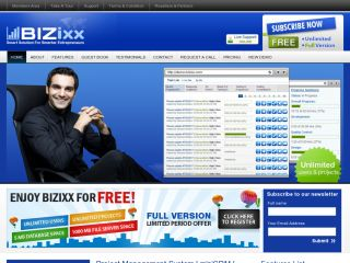 BIZixx – Project Management System