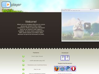 Dplayer – The ultimate HTML5 Video Player