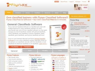 Flynax Classifieds Software