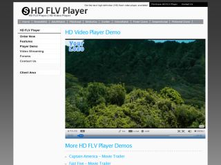 HD Flash Video Player