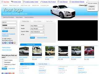 iAuto Classified Software for Dealers & FSBO
