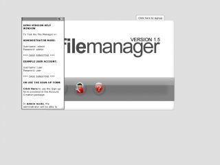 iDC File Manager