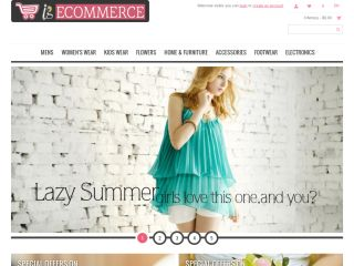 IG Ecommerce – A complete Online Shopping cart software & solution