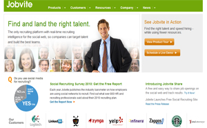 Jobvite Source – Jobvite Recruiting Software