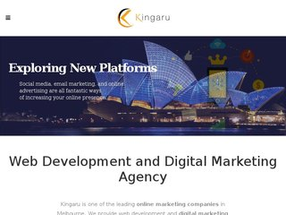Kingaru Web Design