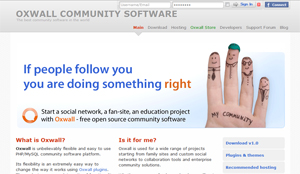 Oxwall Community Software