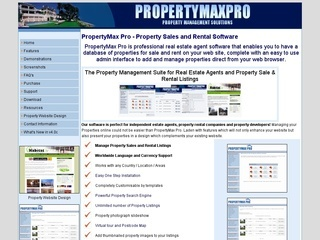 PropertyMax Pro – Property Management Software