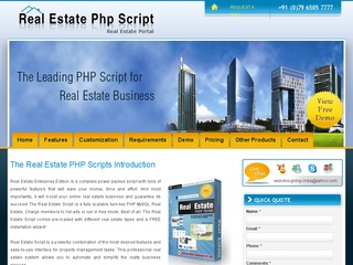 Real Estate Portal Software Development