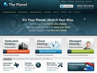 The Planet – The Global Hosting Leader