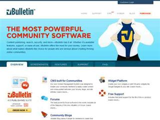 vBulletin – The most powerful community software